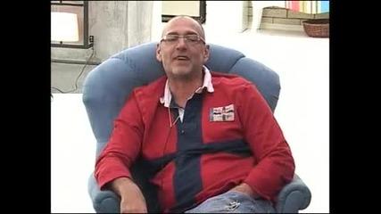 Дилов имитира моторетка - Vip Brother 6.11.2012