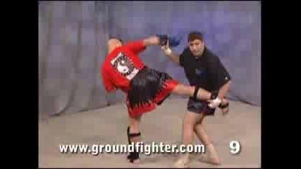 Тренировки По Муай - Тай - Защита 1