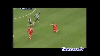 Steven Gerrard - Гол!