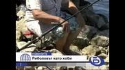 Риболовът като хоби в Русе