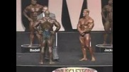 Ronnie Coleman Vs Jay Cutler