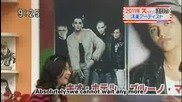 Бг субс! Tokio Hotel in Tokyo (sukkiri interview)