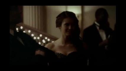 The Vampire Diaries- Damon and Elena