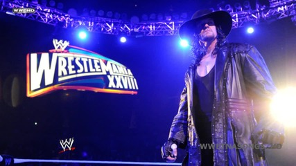 Wwe The Undertaker vs Triple H Official theme song - The Memory Remains by Metalica (1080p Hd)