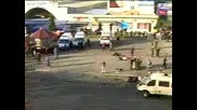 Експлозия в столицата на Северна Осетия