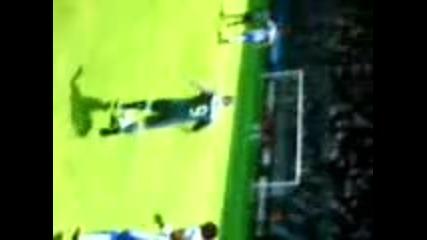 Edin prekrasen gol ot Karim Benzema