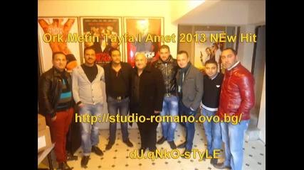 Амет & орк.метин Тайфа - Кючека пари и злато (2013) Dj Qnko