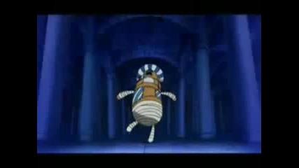 One Piece - Usopp vs Perona amv - Goodbye.wmv