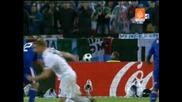 17.06 Франция - Италия 0:2 Даниеле Де Роси гол