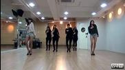 Sistar19 - Gone not around any longer (dance prac.)