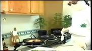 Приготвяне на храна с конопени главанаци / Cannabis Cooking with Marijuana Gourmet Menu by Chef Hans