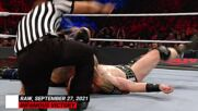 Top 10 Raw moments: WWE Top 10, Sept. 27, 2021