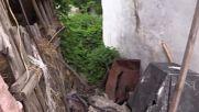 Ukraine: 2 children injured by RPG round while playing in backyard