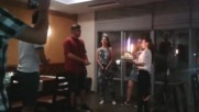 Рожденик от Немската гимназия в Бургас празнува