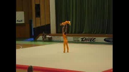 Акробатика-Мъжка Двойка - Смесена - локомотив Русе