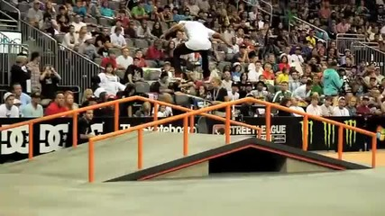 Street League 2011_ Championship Video