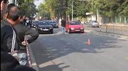 Италфест 2013 Драг Алфа Ромео 146 Turbo vs Фиат Стило 1.9 Jtd