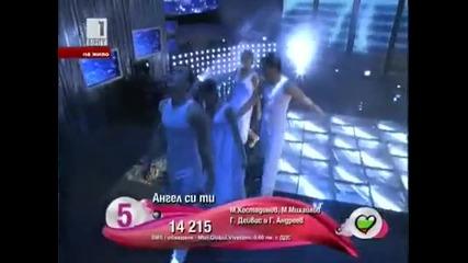 Песента, която ще ни представи на Евровизия2010 - Миро - Ангел си ти (hq)