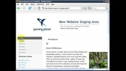 e107 - 03 - Adding and editing site links - Navigation links (е107 уроци)