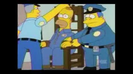 Simpsons - Nofxblood For Blood