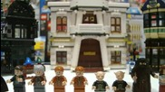 Lego 10217 Diagon Alley Harry Potter