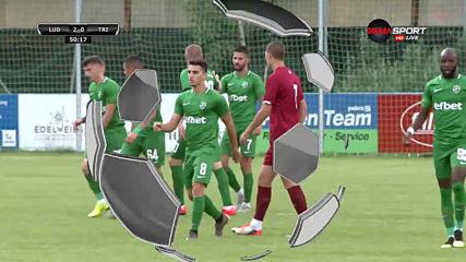 Ковачев направи резултата 2:0 срещу Триглав