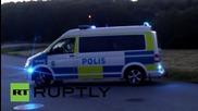 Няколко загинали в Гьотенбург след експлозия на кола