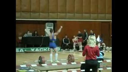 Ростислав - 300 кг тяга на Републиканското по Силов Трибой