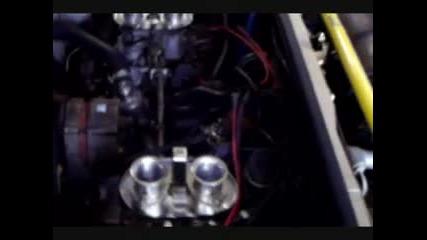 Alfa Romeo 33 1.7 16v carb sound