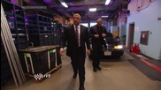 The Shield takes the hunt to Evolution: Raw, May 12, 2014