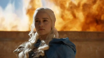 Game Of Thrones Season 3 Extended Trailer (hd) || Игра На Тронове Сезон 3 Трейлър
