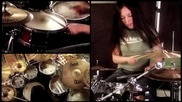 Meytal Cohen - Freak on a Leash by Korn - Drum Cover