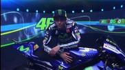 Valentino Rossi - Rider and Bike Profile
