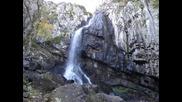 На крачка от София -боянски водопад