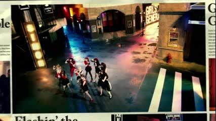 Girls' Generation-paparazzi(music video)