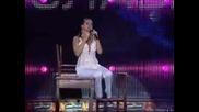 Преслава на сцената на турнето Planeta Derby Plus 2008 във Видин,Враца и Плевен + интервютата в Видин и Плевен