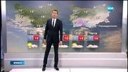Прогноза за времето (22.03.2015 - обедна)