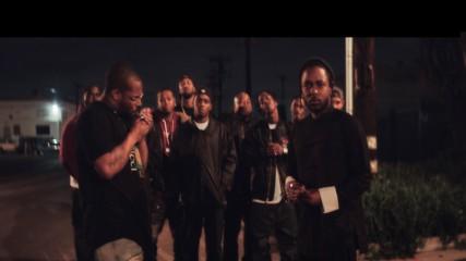 Kendrick Lamar - DNA. (Оfficial video)