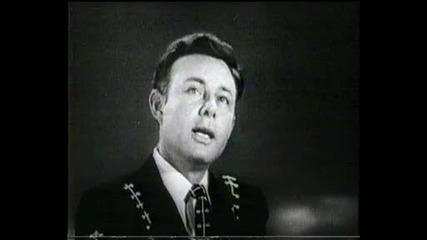 Jim Reeves - My Lips Are Sealed / с превод /