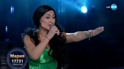 Мария Илиева като Софи Маринова - ''Плачещо сърце'' | Като две капки вода