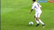 1 Видео!!! Кристиано Роналдо 2009 - 2010 *hd*