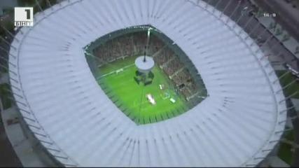 група A - Гърция 1:0 Русия (европейско - 16.06.2012)