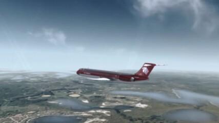 National Geographic | Разследване на самолетни катастрафи | Катастрофата на полет 498