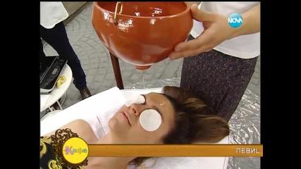 Изчистване на тялото и ума с процедури на основата на билково олио - На кафе (10.04.2014г.)