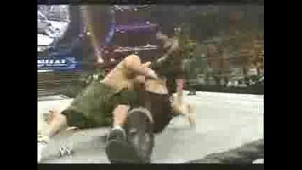 Wwe John Cena Fu Big Show
