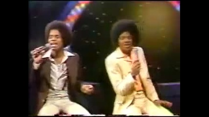 Майкъл и Jacksons 5 - / в студиото на Фреди Принз - 2 / 1976 год.