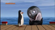 The Penguins of Madagascar - The penguin who loved me