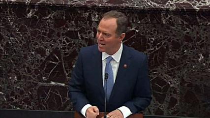 USA: Schiff implores 'fair trial' as impeachment case wraps