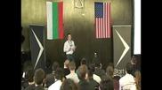 Казусът за милиони долари Нет Инфо - Любен Белов - StartUP@Blagoevgrad 2012
