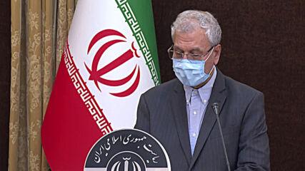 Iran: Tehran calls US pressure against IMF loan 'a crime against humanity'